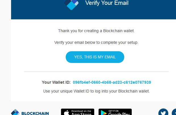 نتیجه تصویری برای دریافت ایمیل از bitcoin