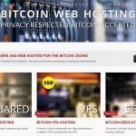 BITCOIN SHARED HOSTING خرید هاست اشتراکی با بیت کوین