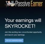سایت مانتورینگ Passive-earner یک روش کسب درآمد عالی