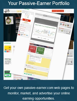 سایت کسب درآمد passive earner