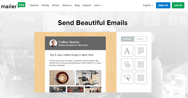بهترین سرویس ایمیل مارکتینگ